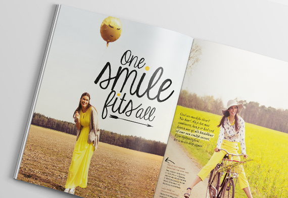 Mode – One smile fits all