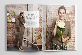 Mode – Groen mode seizoen