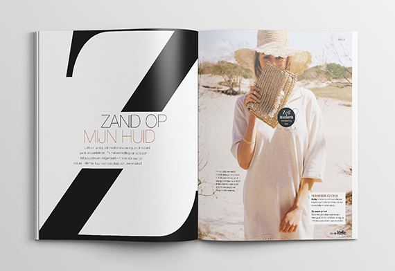 Mode – Zand op mijn huid