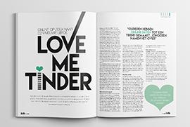 Psychologie – Love me Tinder