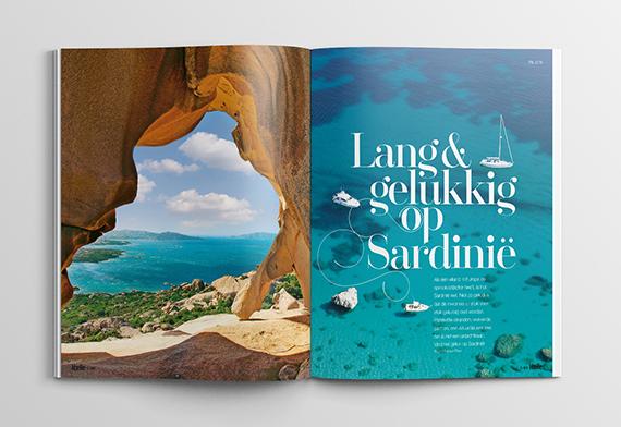 Toerisme – Sardinie